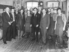 Klaus Stoll bei RUBNER 70er Jahre, 1.v.r.